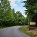 The Indian Boundary Campground is one of the most-loved spots in the Tellico District of the Cherokee National Forest.- Indian Boundary Campground