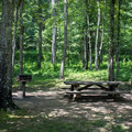You'll find multiple areas for a picnic and areas to explore for even just a day trip to the area.- Indian Boundary Campground