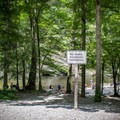 A perfect spot for families, the Wye is located just down the road from the KOA and other local campgrounds.- Townsend Wye