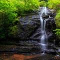 Loon Lake Falls.- Loon Lake Recreation Site