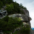 Exclamation Point Trail leads even higher for unprecedented views.- Chimney Rock State Park