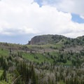 Sheep Mountain would be an excellent excursion for campers at Shelf Lake.- Sky Rim Trail: Specimen Creek to Black Butte
