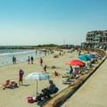 Gooch's Beach.- Gooch's Beach