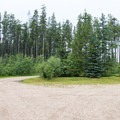 The area is not large, but it is adequate for several vehicles.- Southview Provincial Recreation Area