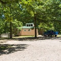 Cabin 1.- Pickwick Landing Campground