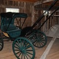 Grant's buggy at Ulysses S. Grant National Historic Site.- Ulysses S. Grant National Historic Site