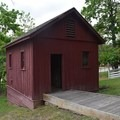 A chicken house at Ulysses S. Grant National Historic Site.- Ulysses S. Grant National Historic Site