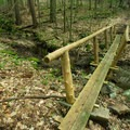 Another small bridge.- The Wolfjaws