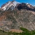 Looking east from Cardinal Pinnacle.- Cardinal Pinnacle: Regular Route