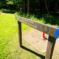 Horseshoes are available in the campground.- Westcott Beach Campground