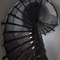 The lighthouse stairs.- Jupiter Inlet Lighthouse and Museum