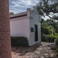 The oil house on the grounds of the Jupiter Inlet Lighthouse.- Jupiter Inlet Lighthouse and Museum