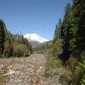 Mount Baker.- Mount Baker Hot Springs