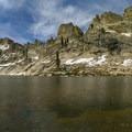 Heather Lake.- Lakes Trail