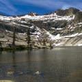 Emerald Lake.- Lakes Trail