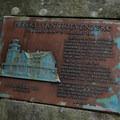Historical signage.- Heart Lake Campground