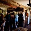 Muir Beach Pelican Inn Bar.- Muir Beach to Stinson Beach via Muir Woods National Monument