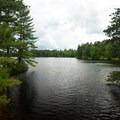 Lake views.- Fish Creek Pond State Park