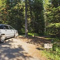 Because there are no generators allowed in half of the sites, the campground stays pretty quiet.- Lizard Creek Campground