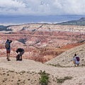 This place is amazing, like a mix between Bryce and the Grand Canyon.- Spectra Point Trail