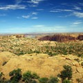 Views from the top of Whale Rock Trail.- Whale Rock Trail