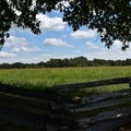 The last Confederate sunset was seen here.- Pea Ridge National Military Park