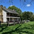 Elkhorn Tavern.- Pea Ridge National Military Park