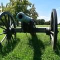 Artillery at Pea Ridge National Military Park.- Pea Ridge National Military Park