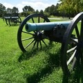 McCullogh and McIntosh were killed here.- Pea Ridge National Military Park