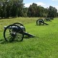 Leetown Battlefield.- Pea Ridge National Military Park