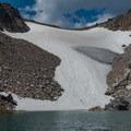 Andrews Glacier.- Andrews Glacier Trail