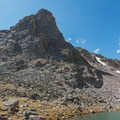Otis Peak (12,486 ft).- Andrews Glacier Trail