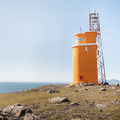 Many fishery outfits were once in this area.- Hvalnes Lighthouse