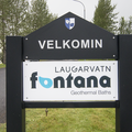 Welcome to Laugarvatn Fontana.- Laugarvatn Fontana