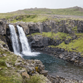 A twin set of falls adding to the diversity.- Neðri-Stafur and Seyðisfjörður