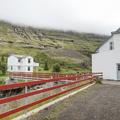 A bridge crossing the Fjardara River at Fjardarsel.- Neðri-Stafur and Seyðisfjörður