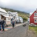 Welcome to Seyðisfjörður.- Neðri-Stafur and Seyðisfjörður