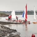 Siglunes, the nearby sailing club.- Nauthólsvík Geothermal Beach