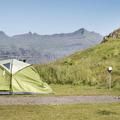 Set within beautiful fjordal scenery.- Djúpivogur Campground