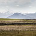 The Snaefellsjökull Volcano.- Lýsuhólslaug Geothermal Pool