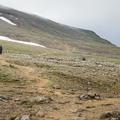Tundra-like landscapes on Akureyri.- Súlur