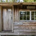 The Glen Ellen Lodge.- Glen Ellen Hut
