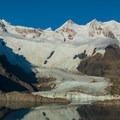 Glaciar Grande touching the water.- Mirador Maestri + Laguna Torre