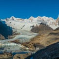 Another view of the full range.- Mirador Maestri + Laguna Torre