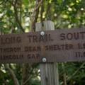 The Long Trail Trailhead.- Mount Ellen via the Long Trail