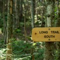 Once on the ridge, the trail gradually climbs through spruce and fir forest.- Mount Ellen via the Long Trail