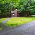 There are two restroom buildings in the campground.- Wildwood Campground