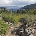 Phelps Lake Fork.- Death Canyon to Patrol Cabin