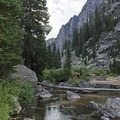 Heaven in Grand Teton National Park.- Death Canyon to Patrol Cabin
