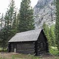 Patrol Cabin.- Death Canyon to Patrol Cabin